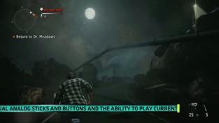 Alan Wake: American Nightmare - 6 minut hraní