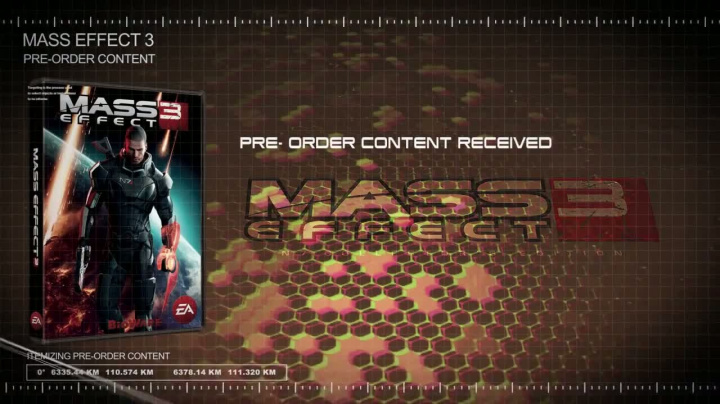 Mass Effect 3 - Pre-order Bonus: N7 Warfare Gear video