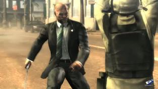 Metal Gear Solid: Rising - trailer