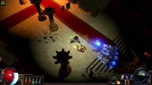 Path of Exile - open beta trailer