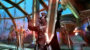 Injustice: Gods Among Us - Ares vs Killer Frost trailer