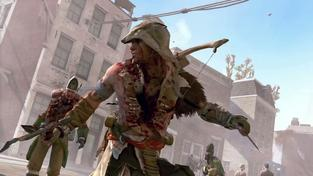Assassin's Creed 3: The Tyranny of King Washington - Redemption trailer
