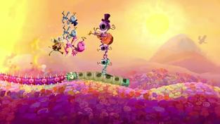Rayman Legends - Mariachi Madness trailer