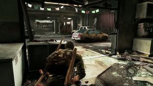 The Last of Us - Smrt a volby vývojářský deník
