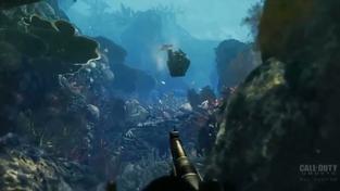 Call of Duty: Ghosts - záběry z podvodní mise