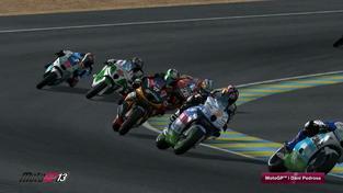 MotoGP 13 - gameplay