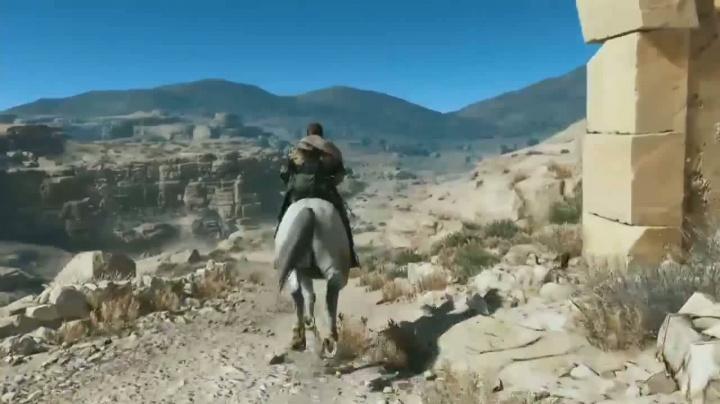 Metal Gear Solid 5 - Gameplay trailer