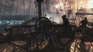 Assassin's Creed 4: Black Flag - průchod misí na E3 2013