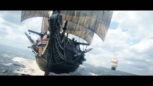 Assassin's Creed 4: Black Flag - cinematic trailer