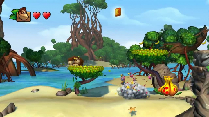 Donkey Kong Country: Tropical Freeze - E3 2013 trailer