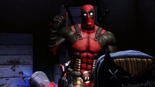 Deadpool - startovní trailer