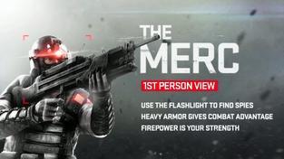 Splinter Cell: Blacklist - představení Spies vs Mercs