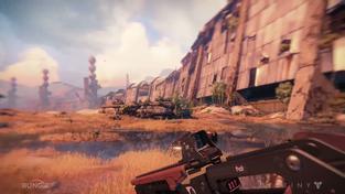 Destiny - Vývojářský komentář