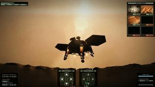 Take On Mars - trailer ze hry