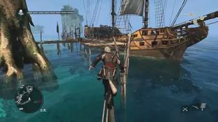 Assassin's Creed IV: Black Flag  - 13 minut v Karibiku