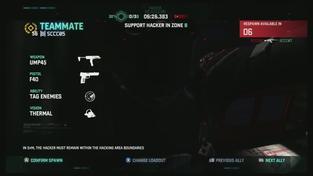Splinter Cell: Blacklist - Spies vs Mercs Blacklist Intro 1