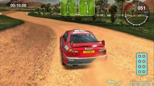 Colin McRae Rally - startovní trailer pro iOS verzi