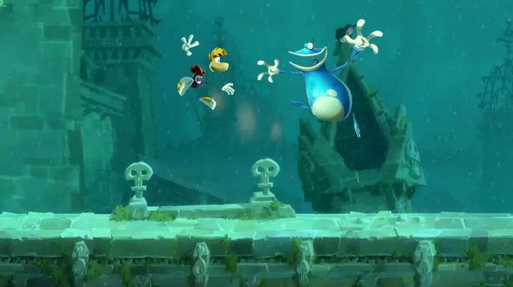 Rayman Legends - Mario a Luigi trailer
