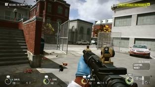 Payday 2 - Overkill gameplay