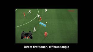 Pro Evolution Soccer 2014 - Tutorial 1 - Ball Control