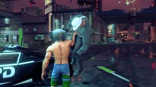 Saints Row IV - The Wheels of the Spaceship Go Round and Round