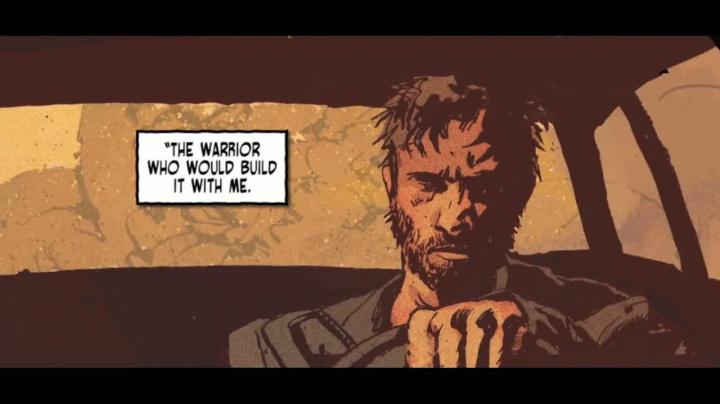 Mad Max - Comic trailer 2