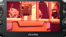 Tearaway - Gamescom trailer