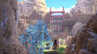 Knack - Gamescom trailer