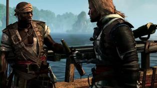 Assassin's Creed IV: Black Flag - GC2013 gameplay