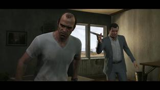 Grand Theft Auto V - oficiální trailer