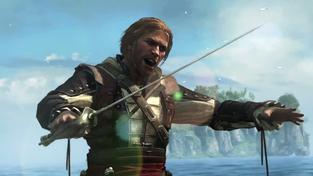 Assassin's Creed IV: Black Flag - trailer o herích