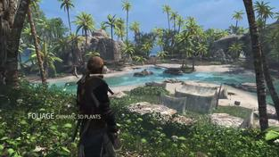 Assassin's Creed IV: Black Flag - next-gen engine