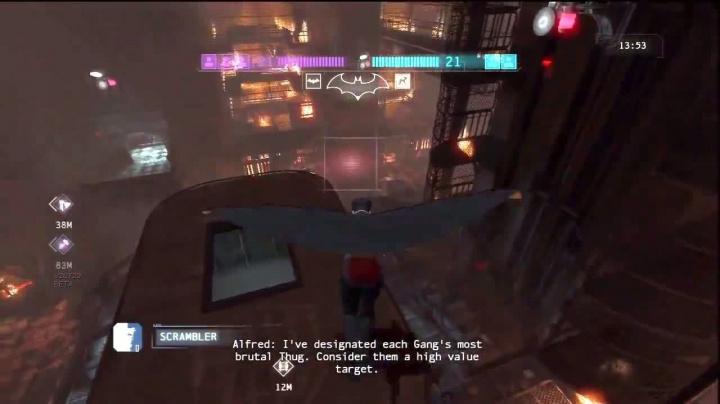 Arkham Origins Multiplayer BETA - Robin Gameplay