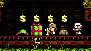 Spelunky - PC trailer