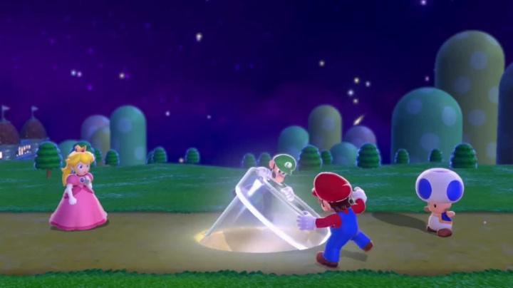 Super Mario 3D World - trailer
