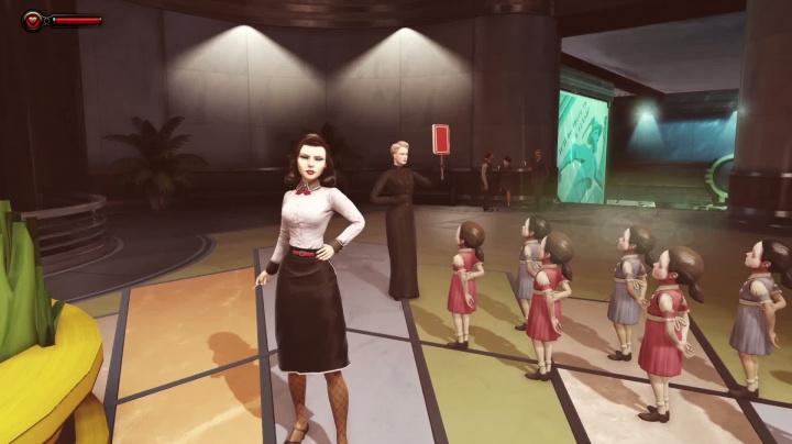 BioShock Infinite: Burial at Sea - Prvních 5 minut
