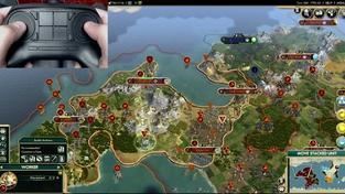 Steam Controller - ukazka z hraní