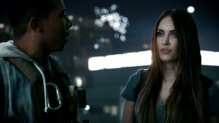 Call of Duty: Ghosts - Live-Action Trailer - Epic Night Out (Megan Fox)
