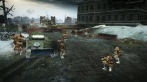 Company of Heroes 2 - továrna Lazur (video z nové mapy)