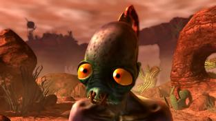 Oddworld: New 'n' Tasty - trailer