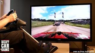 Next Car Game - první video z hraní