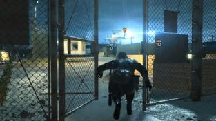 Metal Gear Solid V: Ground Zeroes - Night trailer