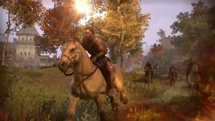 The Elder Scrolls Online - War in Cyrodiil trailer