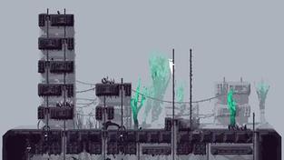 Rain World - záběry z alfa verze
