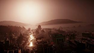 inFamous: Second Son - tvorba města ve hře