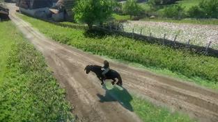 Kingdom Come: Deliverance - Video update #3 o koních