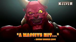 Dungeon Keeper - iOS launch trailer