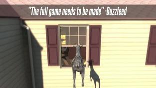 Goat Simulator - Steam trailer