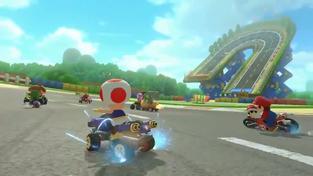 Mario Kart 8 - trailer 2