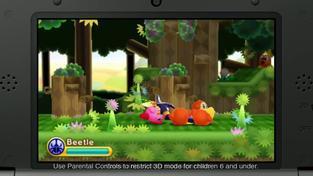 Kirby: Triple Delux - trailer